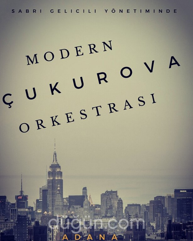 Modern Çukurova Orkestrası
