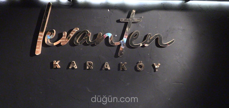 Levanten Karaköy