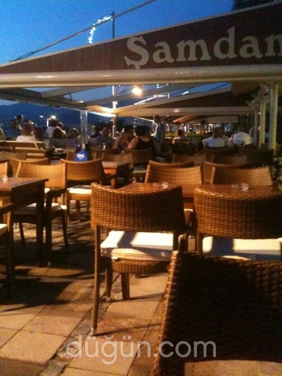 Şamdan Restaurant Cafe Bar