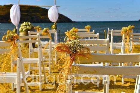 Uzunya Beach Wedding