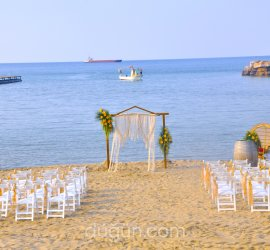 Uzunya Beach Wedding