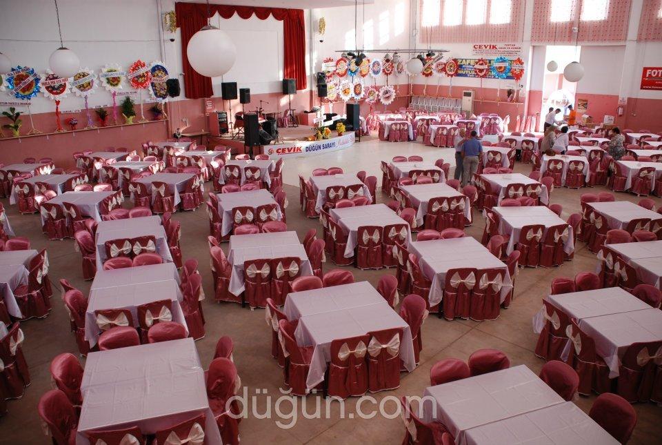 Çevik Düğün Sarayı