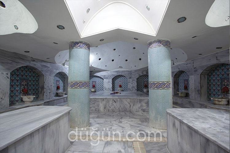 Topkapı Hamam&Sauna;
