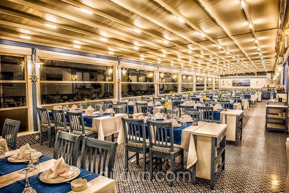 Lagos Balık Restaurant Florya