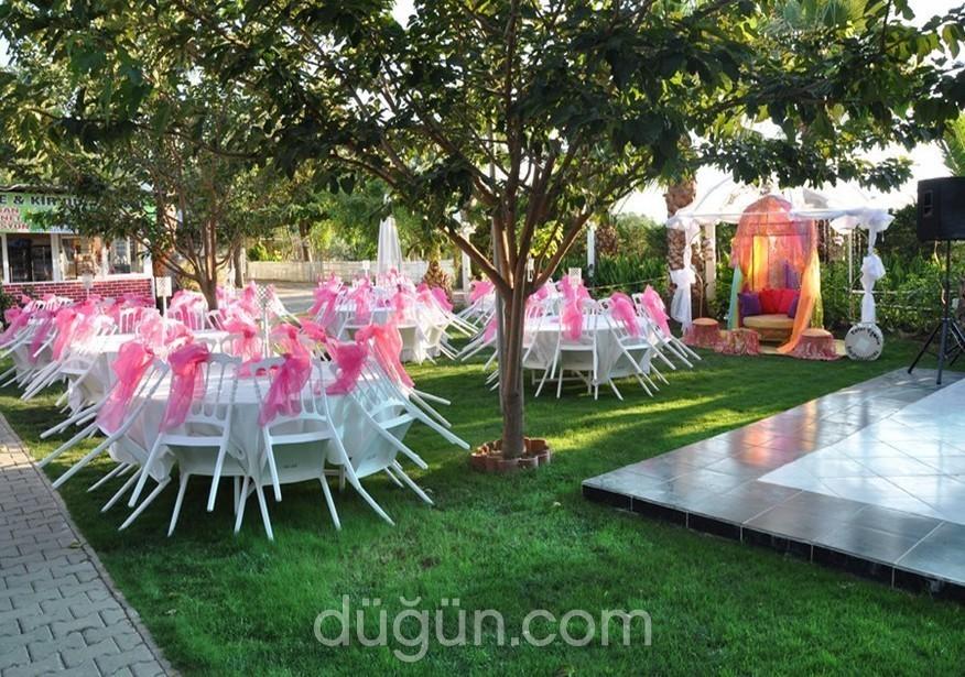 Keyfpark Cafe Kır Düğünü