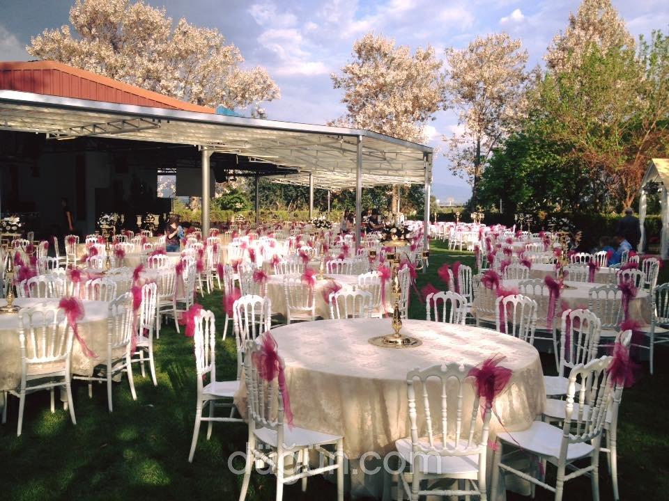 Turkuaz & Prenses Kır Düğün Bahçesi
