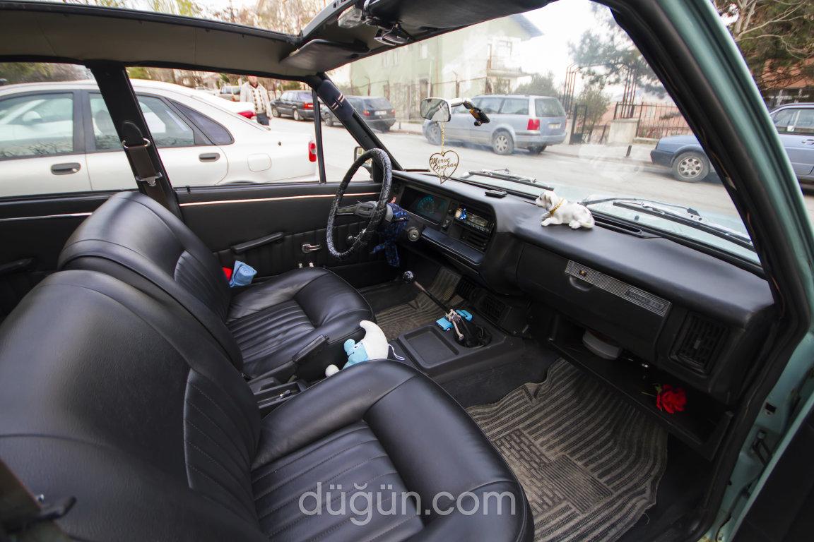 Ankara Klasik Yerli Gelin Arabası
