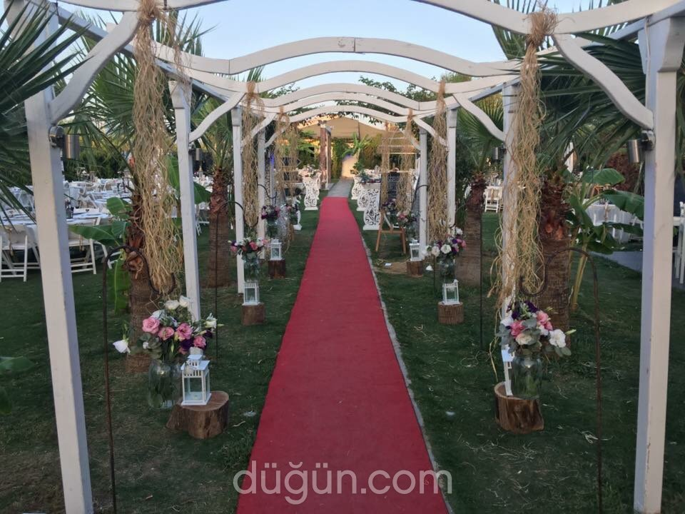 Diler Garden Kır Düğünü
