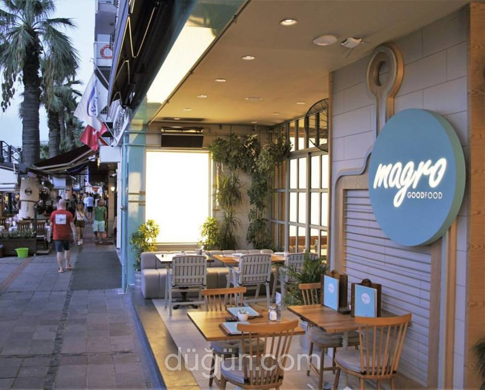 Magro Restaurant
