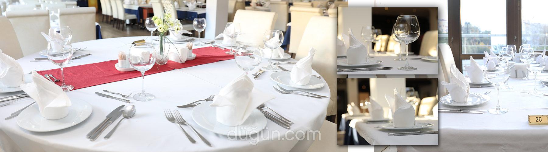 Dokuz Eylül Rektörlük Çatı Restaurant