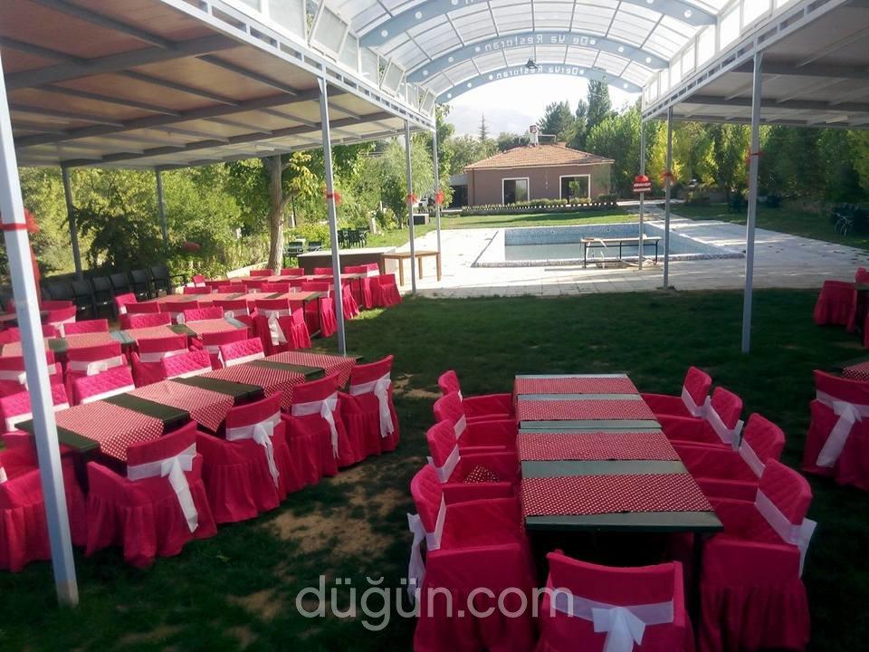 Derya Havuzbaşı Restaurant Kır Düğün Salonu