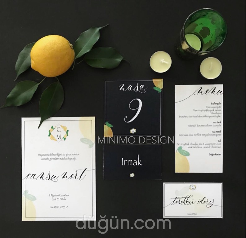 Minimo Design Events