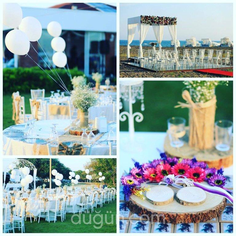 Kırlangıç Restaurant Kır Düğünü
