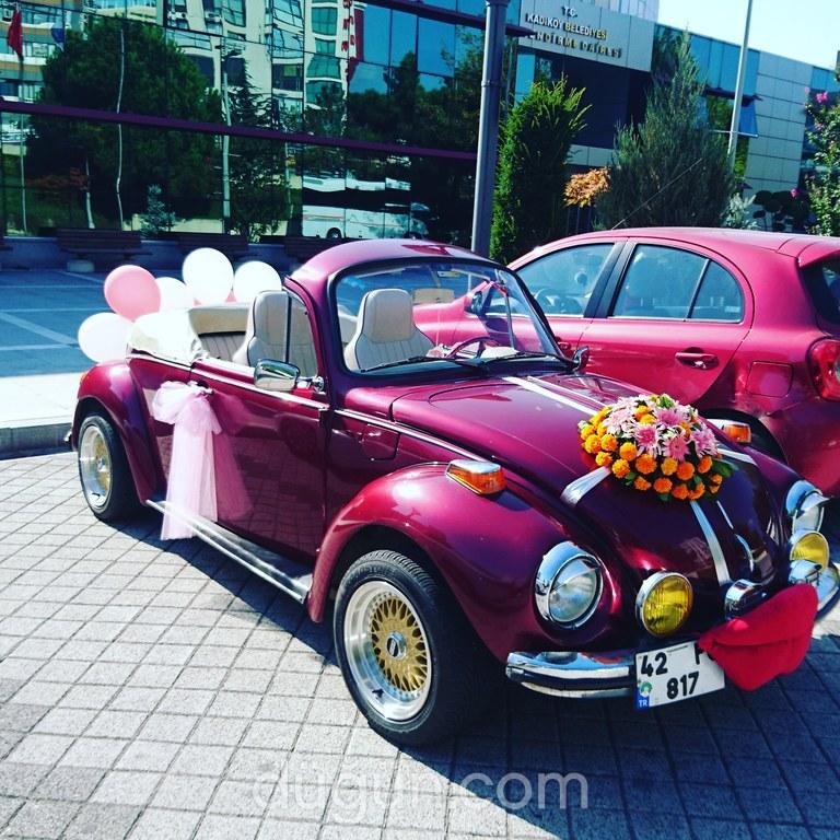 Klasik Gelin Arabamız