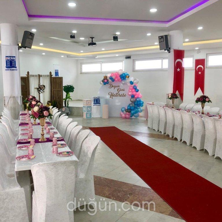 Didim Belediye Düğün Salonu