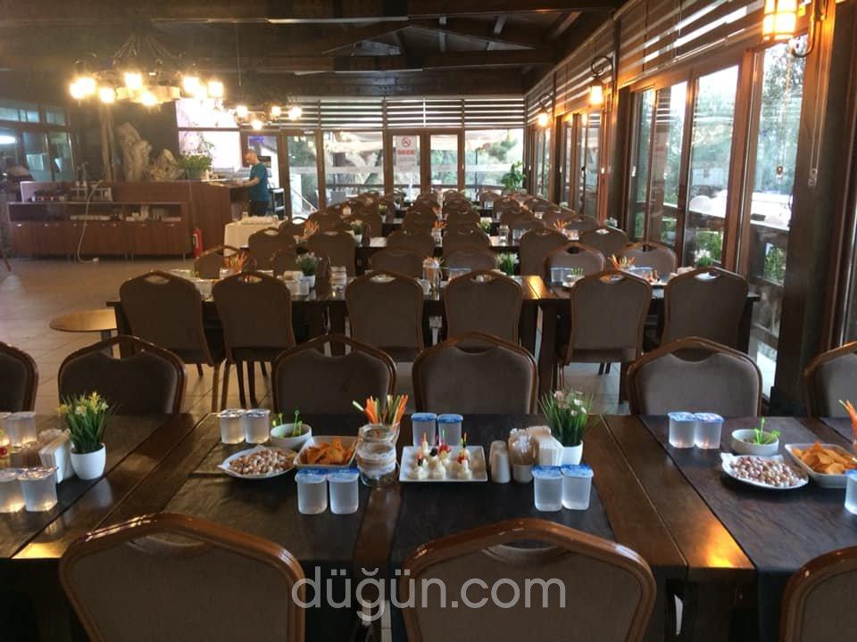 Balçova Belediyesi Orman İçi Cafe