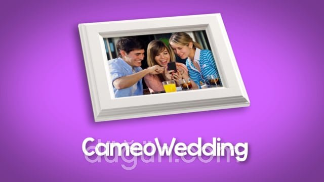 Cameo Wedding