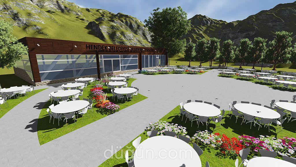 Hendek Belediyesi Uludere Düğün Salonu
