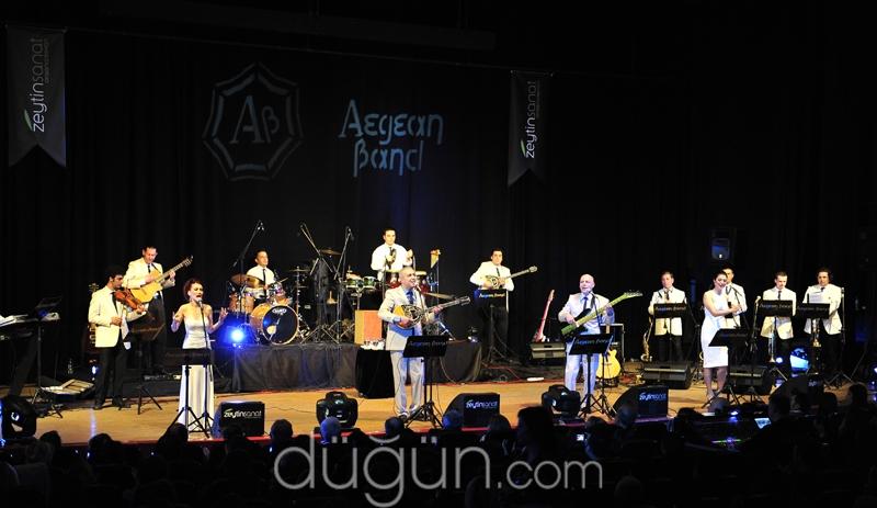 Aegean Band - Zeytin Sanat Organizasyon