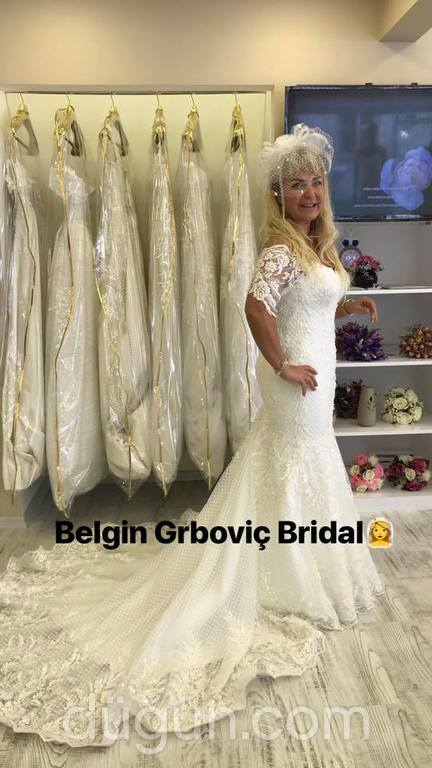 Belgin Grbovic Wedding