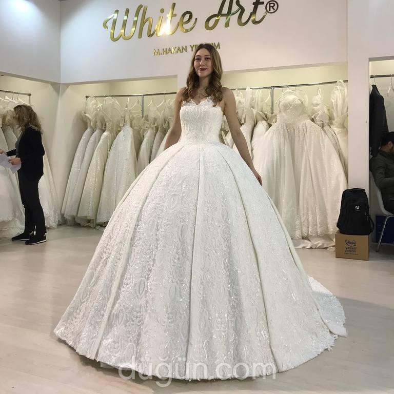 White Art Bridal