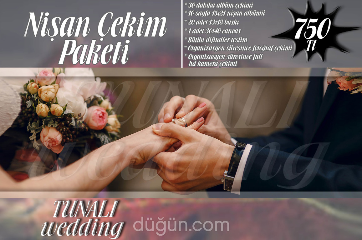 Tunalı Wedding