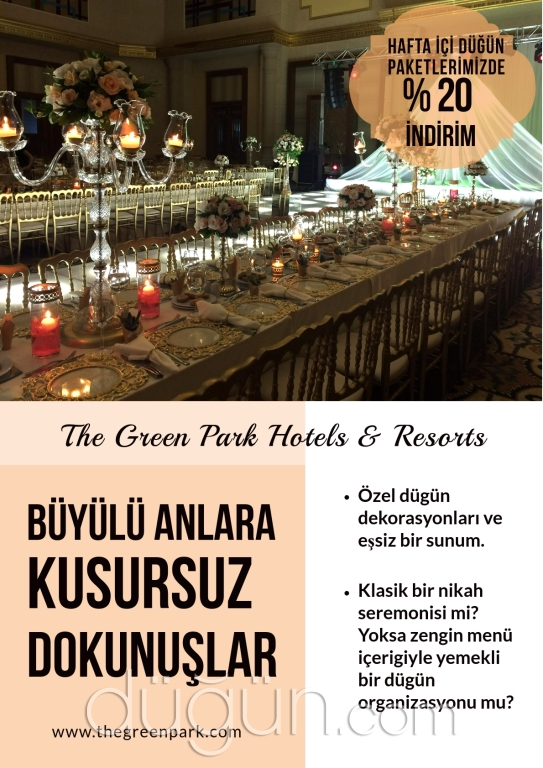The Green Park Hotels Pendik