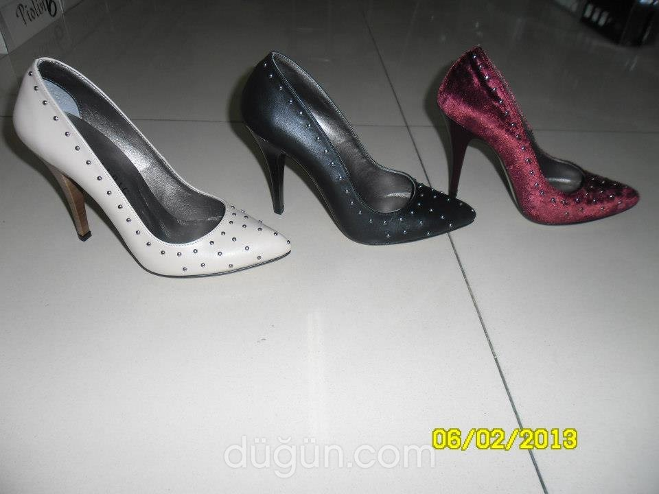 Elizi Shoes By Selda Serbest