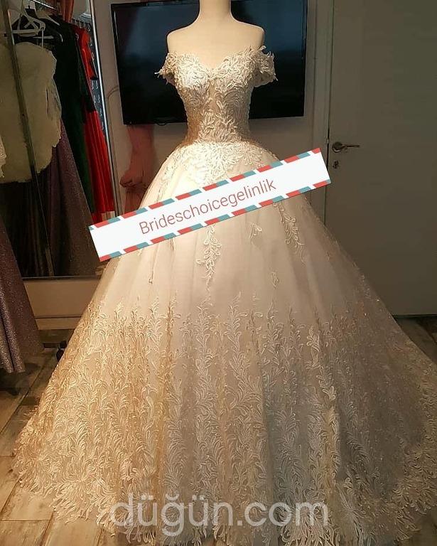 Bride's Choice Gelinlik