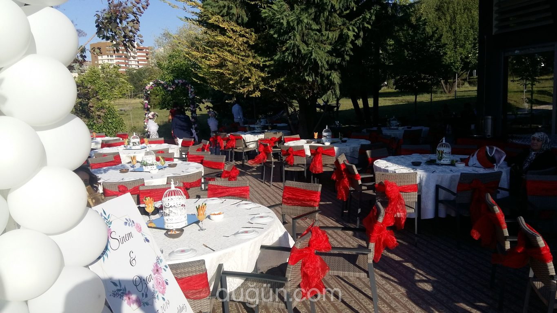 Servet Restaurant Cafe Bahçe