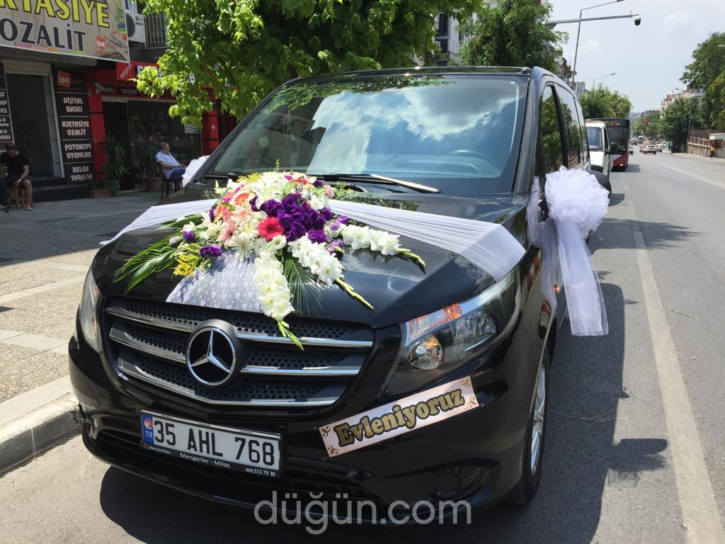 İzmir Vip Gelin Arabası