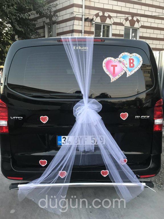 İstanbul VİP Düğün Arabası