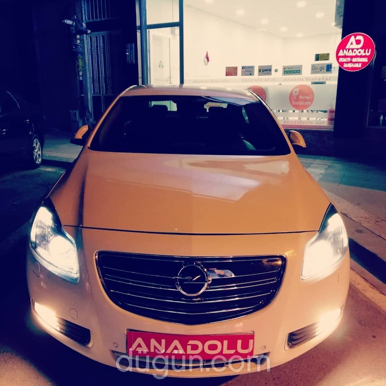 Anadolu Car Rental