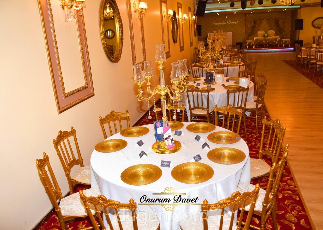 Onurum Davet Altın Salon