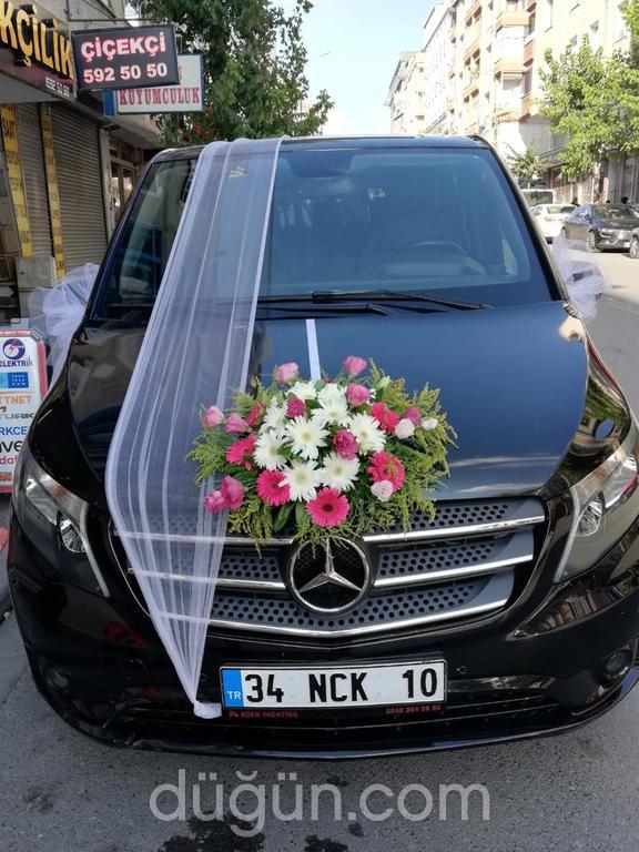 Aden VIP Transfer Gelin Arabası Kiralama