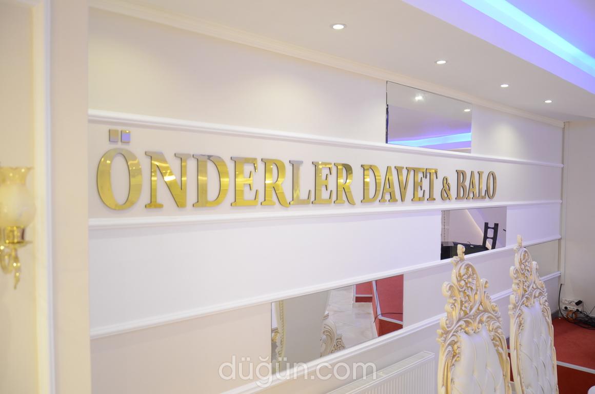Önderler Davet Ve Balo Salonu