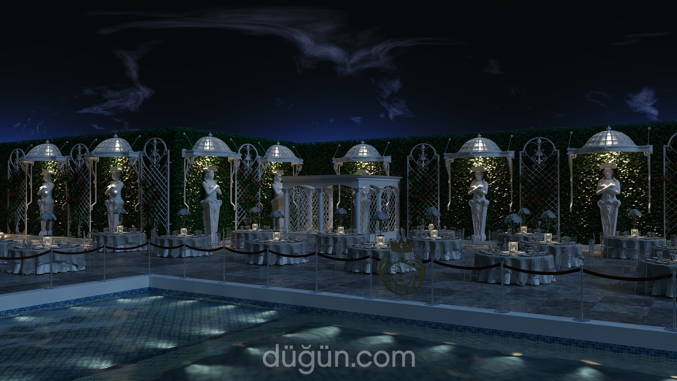 Glory Pool Side Wedding Venue