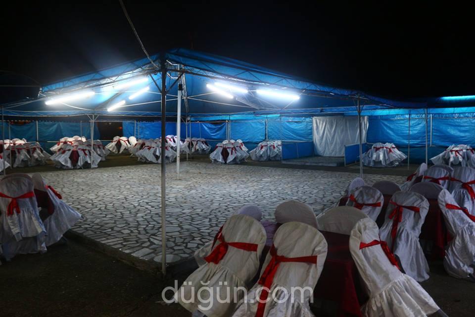Mavi Beyaz Düğün Salonu