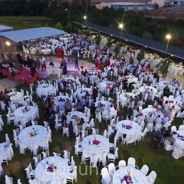 Ay Işığı Açık Hava Kır Düğün Salonu