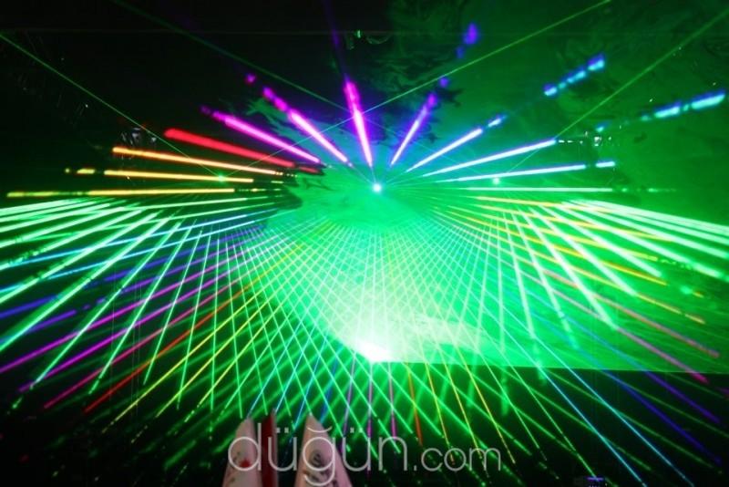 Effect Ses Işık ve Lazer