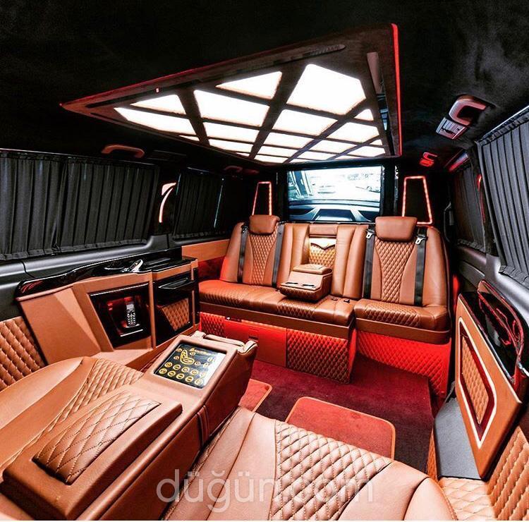 Fizy Tur VIP Gelin Arabası