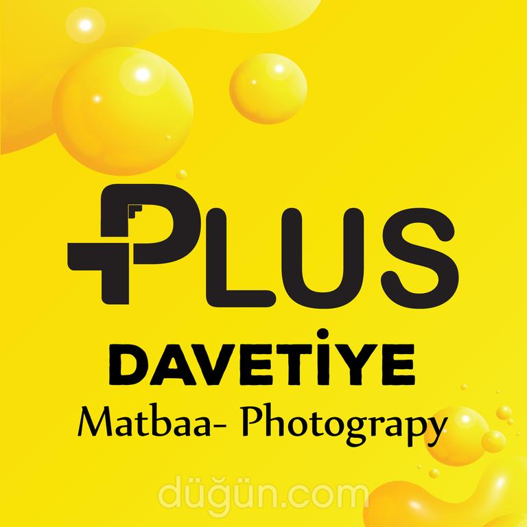 Plus Davetiye