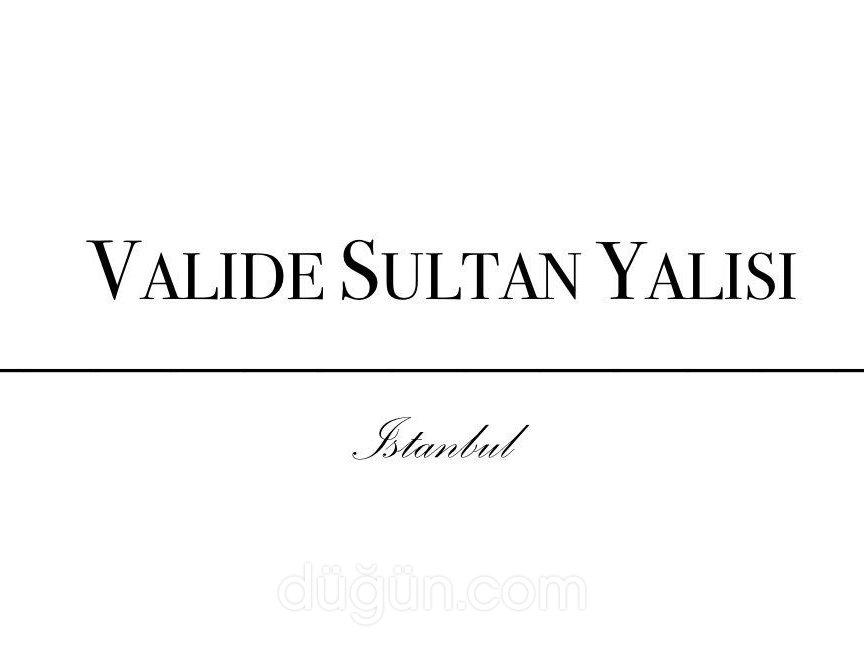 Valide Sultan Yalısı