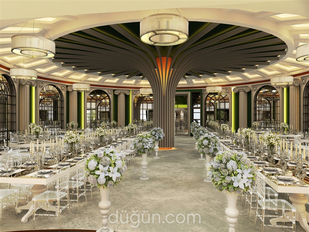 Ivory Wedding Venue