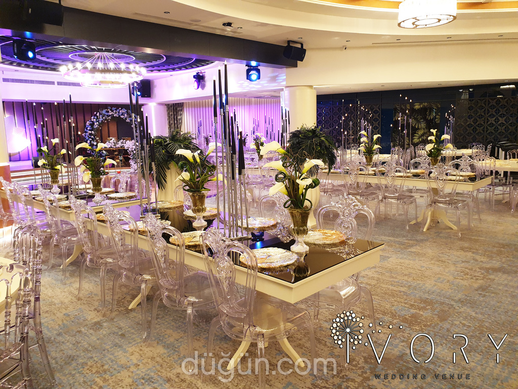 Ivory Wedding Venue
