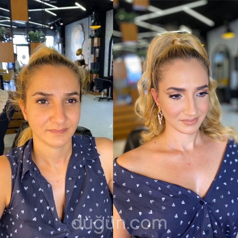 Make Up & Hair Mustafa Çınkı Elif Toprak