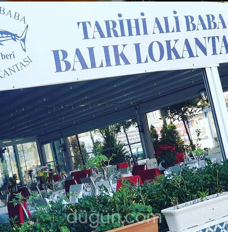 Tarihi Ali Baba Lokantası