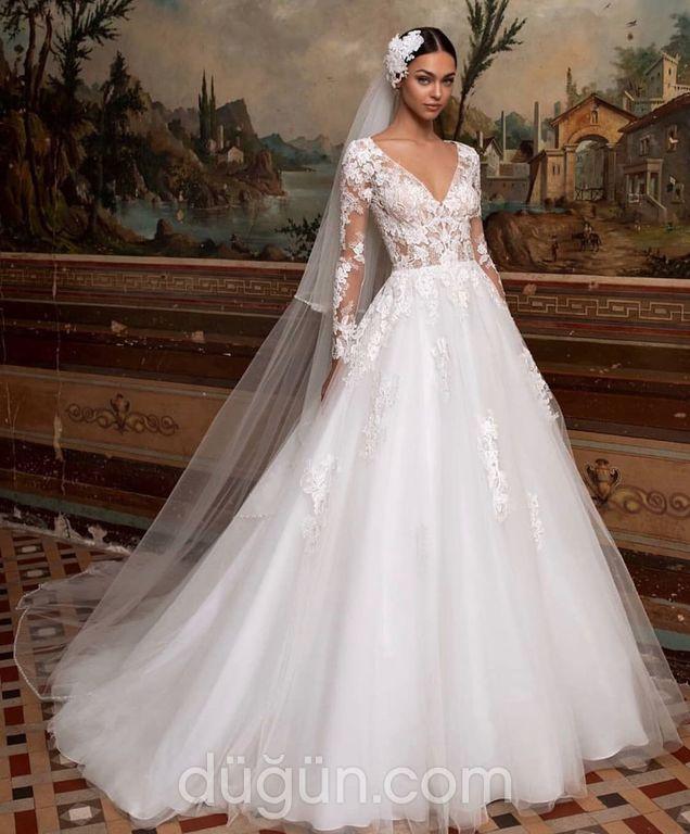 Senem Sürücü Wedding Dress