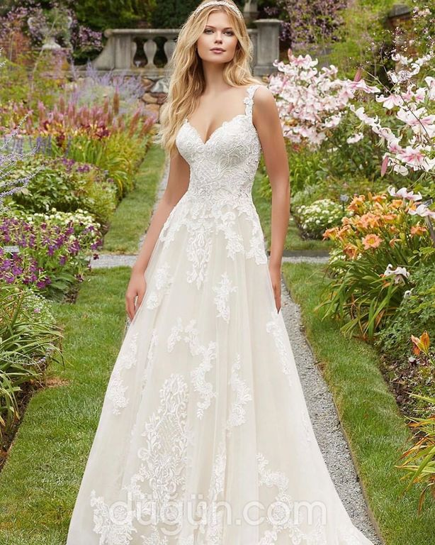 Senem Sürücü Wedding Dress
