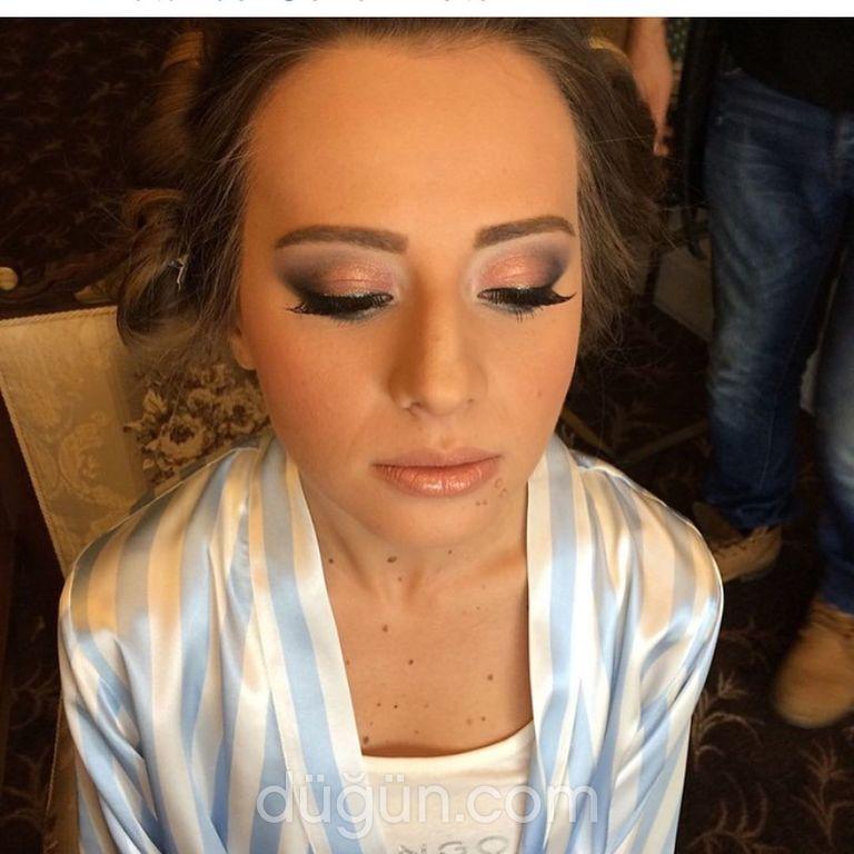 Tuğba Özcoşkun Makeup
